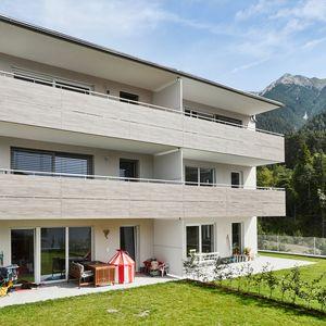 Wohnbau Unterland - Wohnanlage Auland