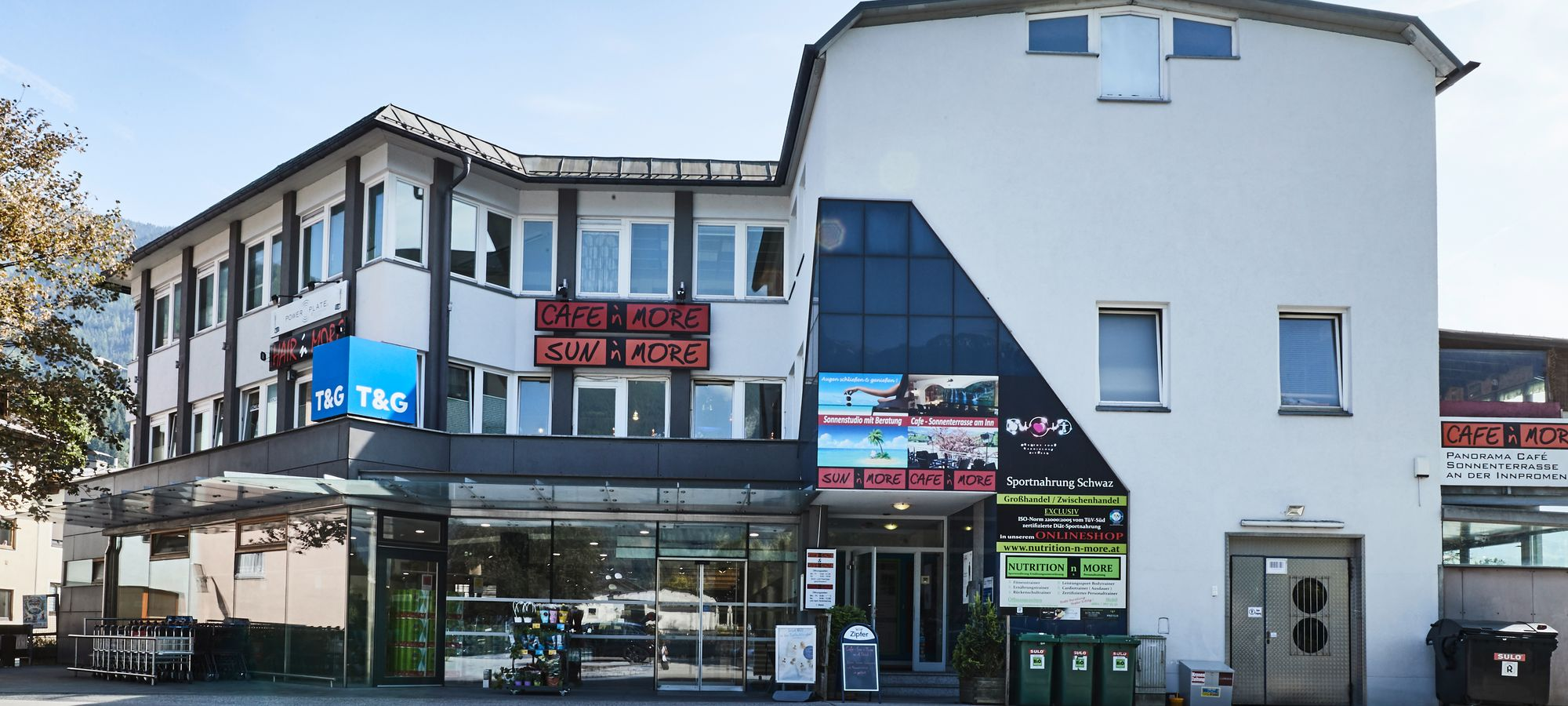 Schwaz Münchnerstraße